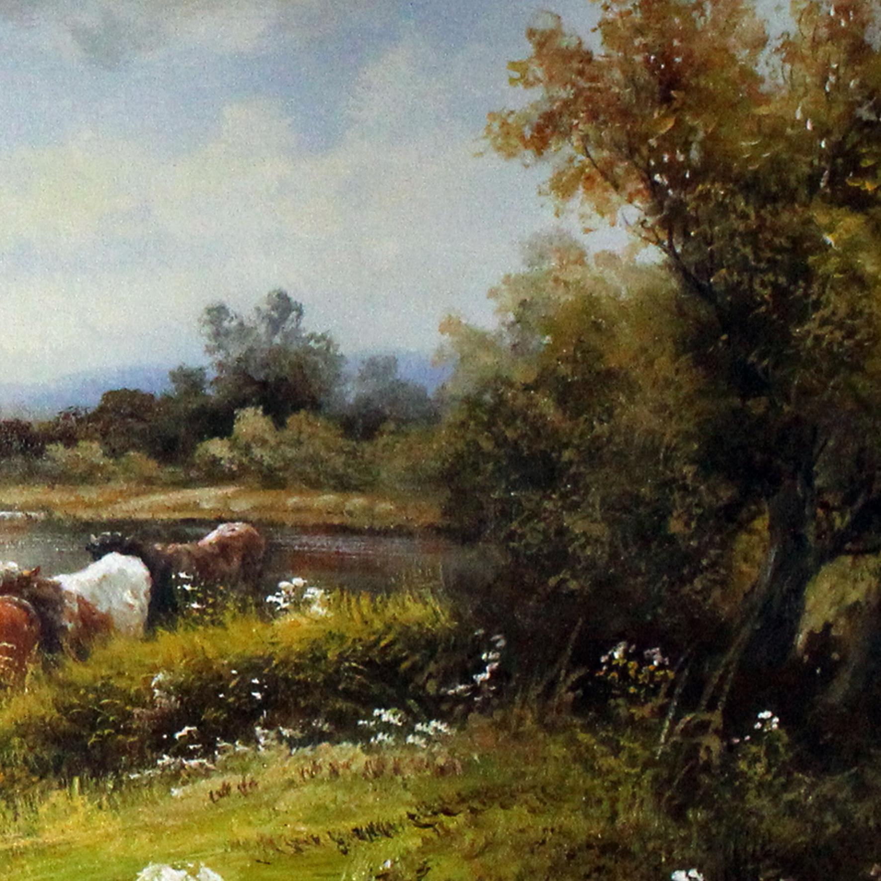 田园风景在 - 苏州半亩(红枫叶)墙绘公司